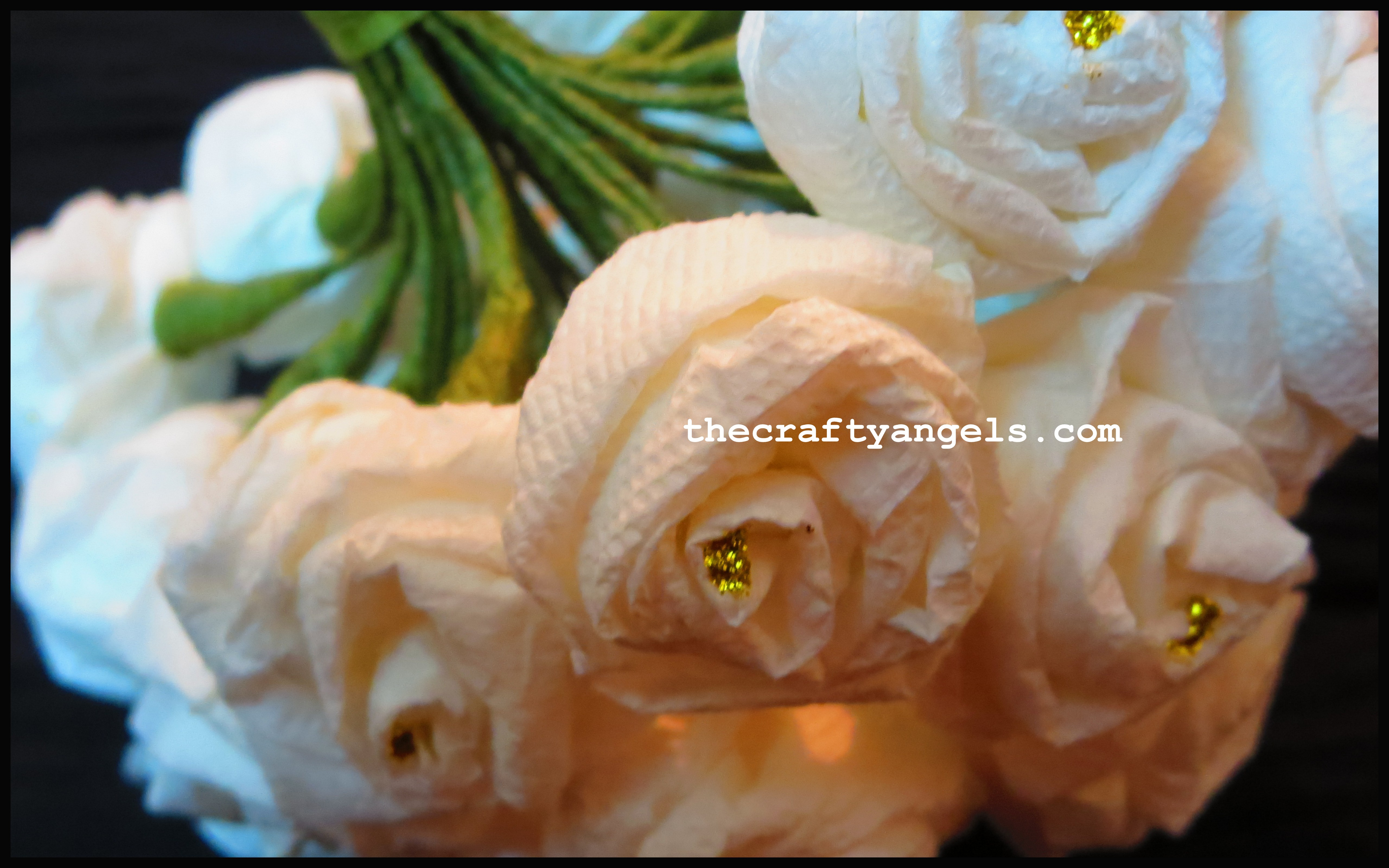 How to make tissue paper rose flowers 8 you might find this post interesting too how to make tissue paper rose flowers 8 izmirmasajfo