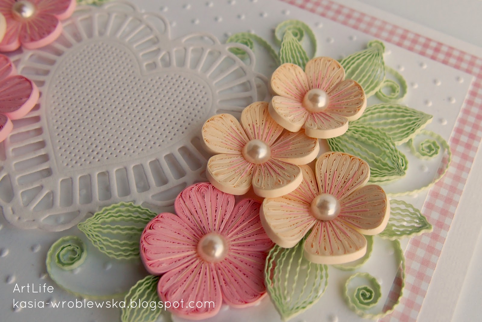 Quilling tight flower tutorials for Easy quilling designs step by step