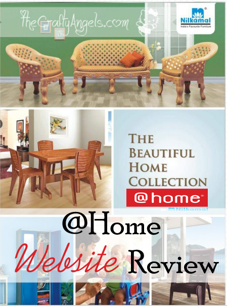 At Home Nilkamal Online Store Review