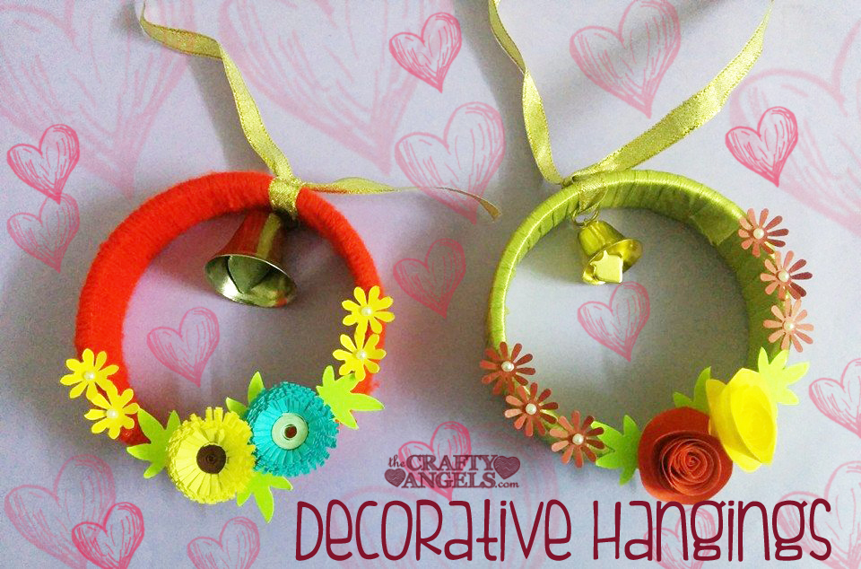DIY Decorative hangings 1