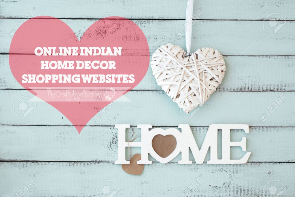Online home decor shopping